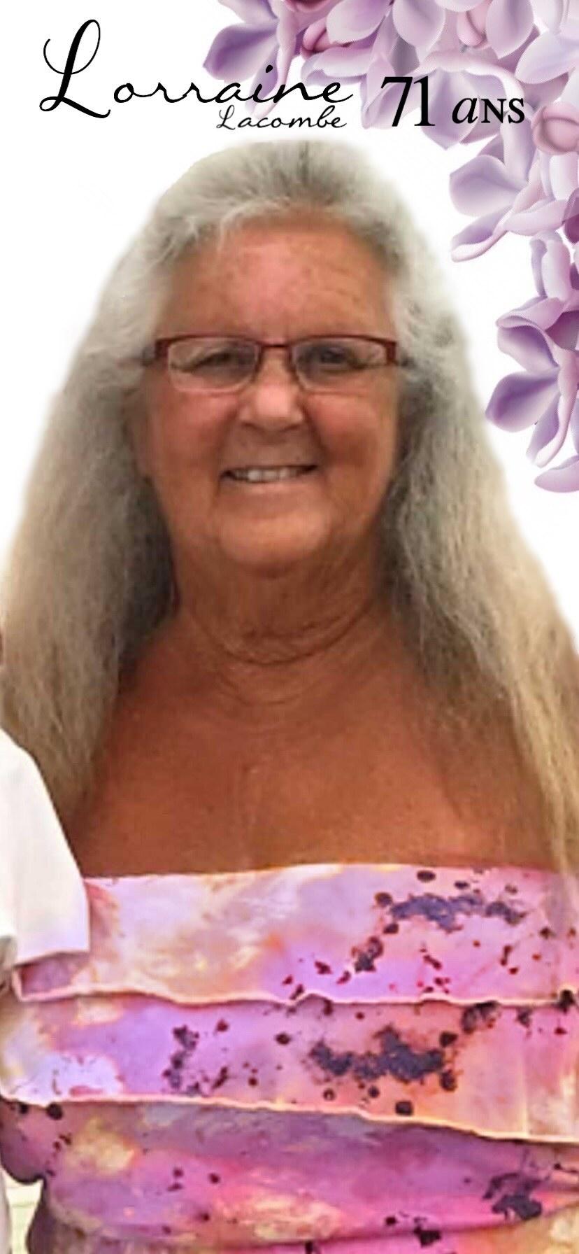 Lorraine Lacombe