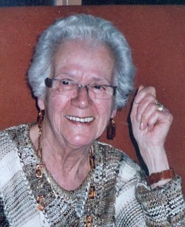 Madeleine Goulet Parenteau